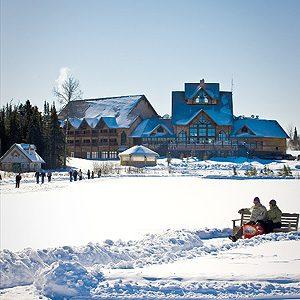 7. Elk Ridge Resort, Waskesiu, Sask.