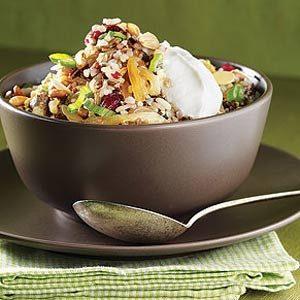 Fall Rice Recipes: Rice Pilaf