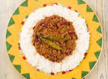 Tuesday: Texas Rice