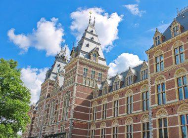 Rijksmuseum - Amsterdam, Netherlands
