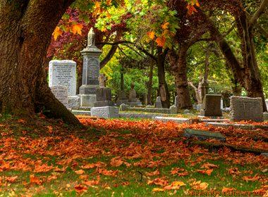 Ross Bay Cemetery - Victoria, British Columbia