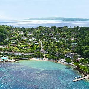 10. Round Hill Hotel and Villas, Montego Bay, Jamaica