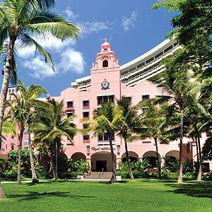 10. Royal Hawaiian, a Luxury Collection Resort - Waikiki, Hawaii, United States