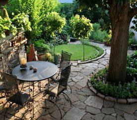 Landscaping Ideas: Making a Beautiful Garden Terrace