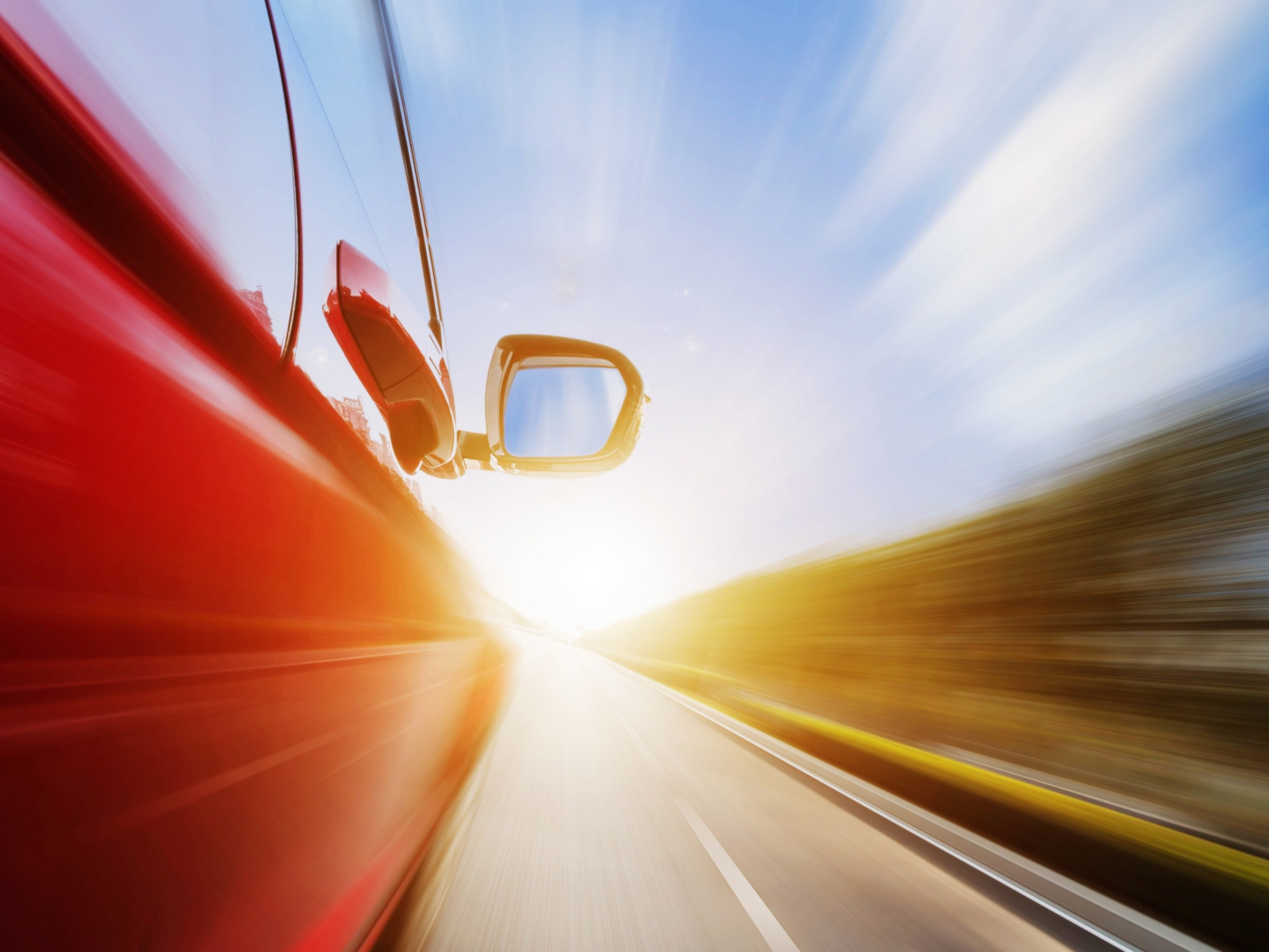 Driving tip #5: Accelerate gradually.