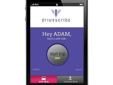 A Safety App for Young Drivers (and Parents)