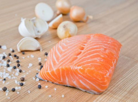 Salmon and Other Fatty Fish