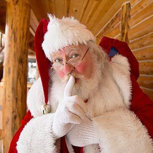 11. We Speak on Behalf of Santa Claus
