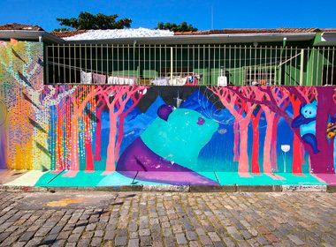Best Cities for Street Art: Sao Paulo, Brazil