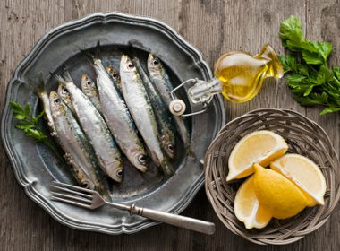 Salmon, Sardines and Mackerel