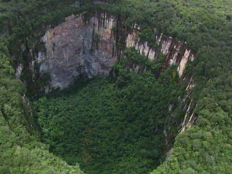 A Sight to See: SarisariñAma Sinkholes, Venezuela