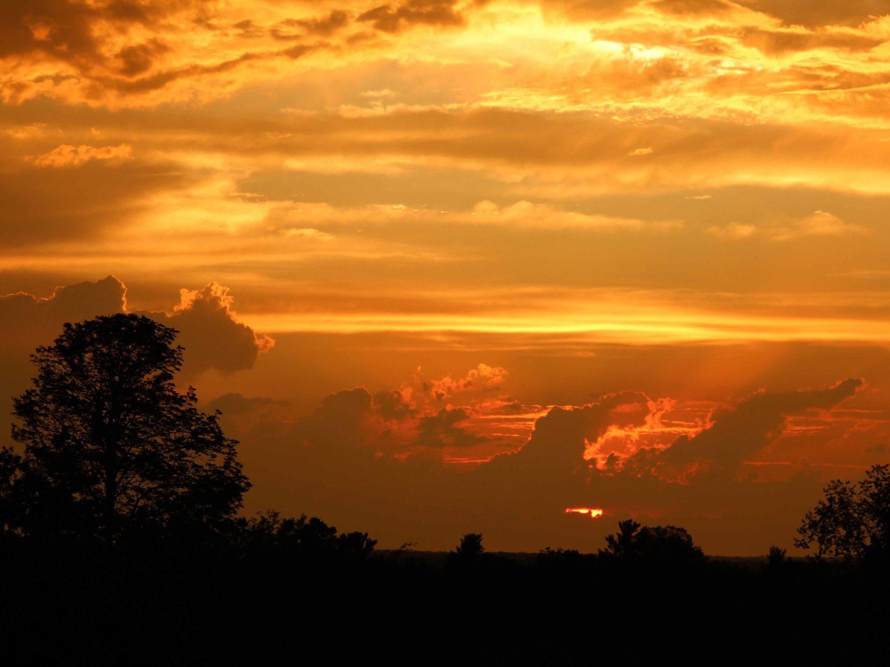 Good night, Kawartha Lakes!
