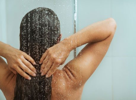 Daily Routine for Healthy Skin: Limit Shower Time