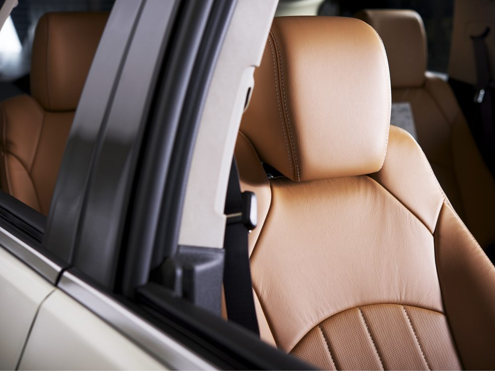 What you need to know about leather car seat covers