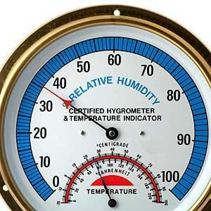 9. Invest in a Hygrometer