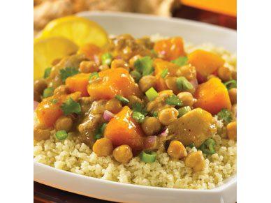 North African Chicken Stew Recipe