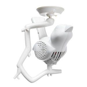 11. Chick-a-Dee Smoke Detector