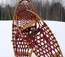 Snowshoeing for fun and fitness