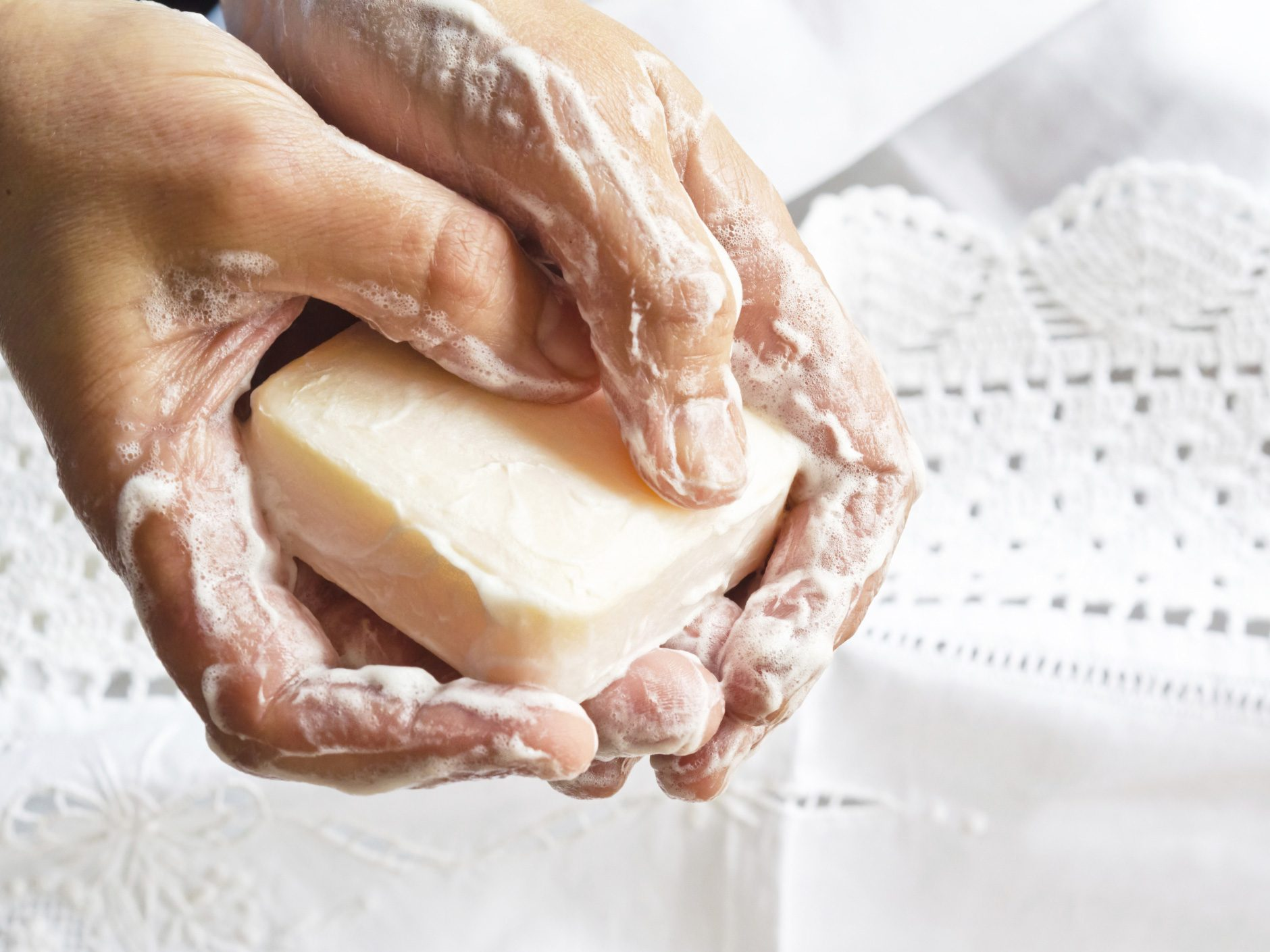 Regular Hand-Washing