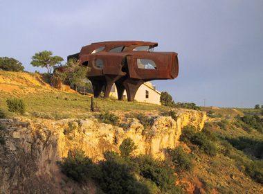 The Steel House - Lubbock, Texas
