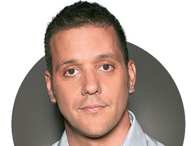 11. George Stroumboulopoulos