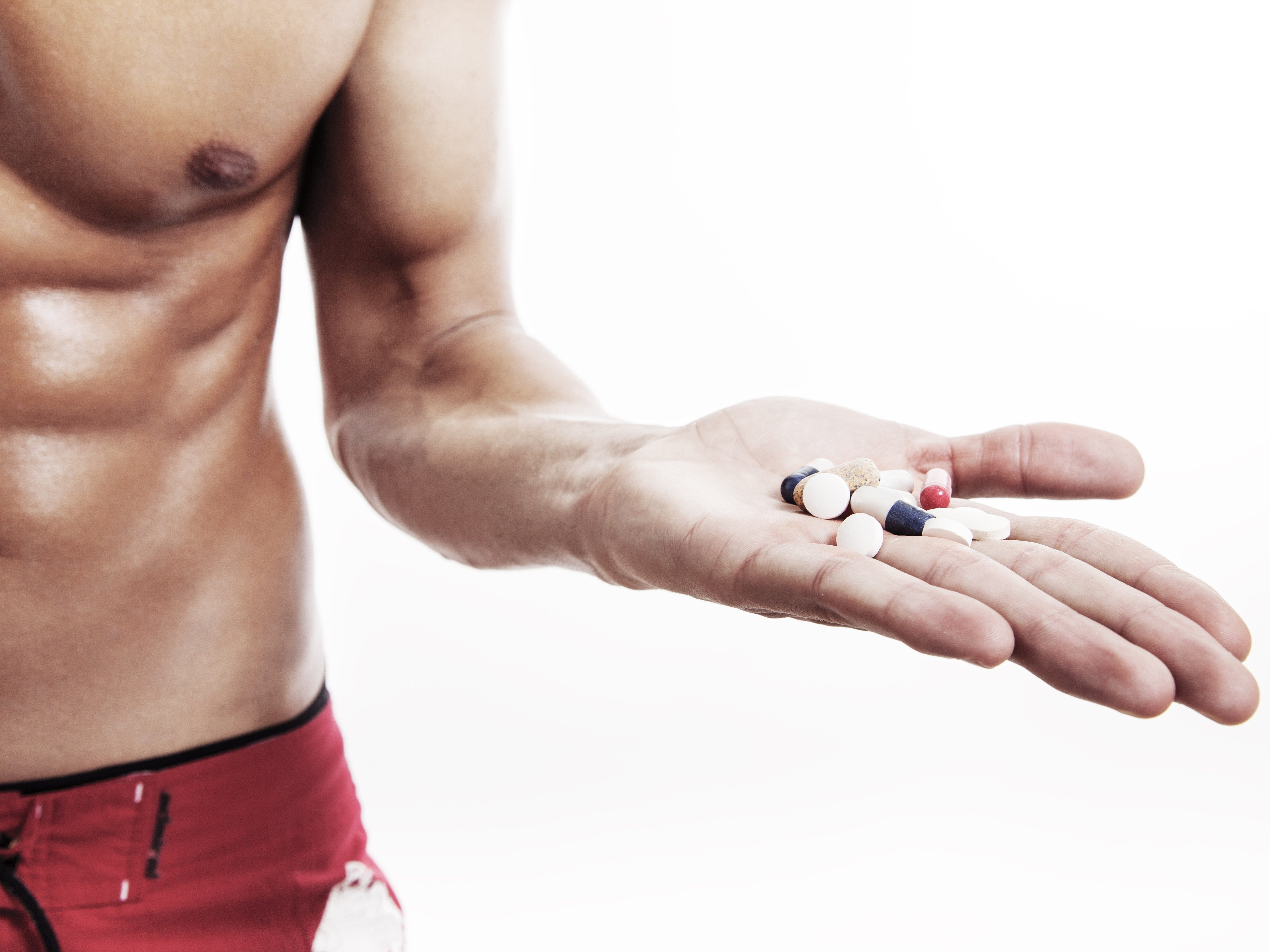 4. Supplements are not performance boosters.