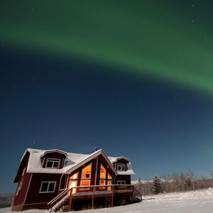 3. Takhini River Lodge, Whitehorse, Yukon