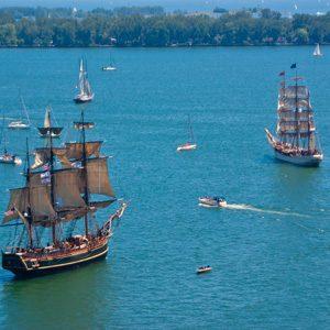 10. Tall Ships Sail into Ontario