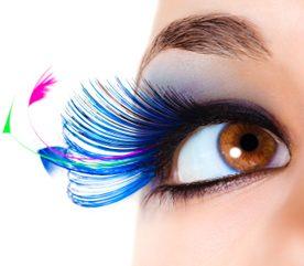 Dangerous Beauty Salon Treatments: Eyelash Tinting or Dyeing