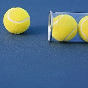 Surprisingly fun things to do with a tennis ball