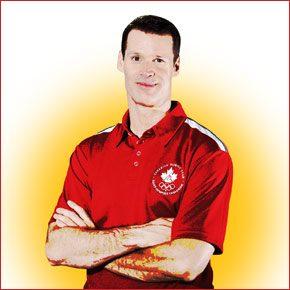 The Olympic Noisemaker: Spokesperson Mark Tewksbury
