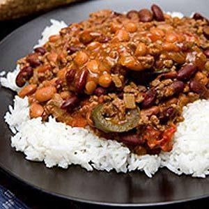 Fall Rice Recipes: Texas Rice