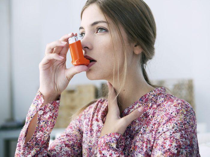 3. Asthma
