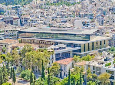The Acropolis Museum - Athens, Greece