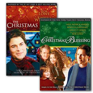 The Christmas Shoes and the Christmas Blessing (DVD)