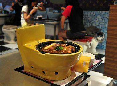 6. Modern Toilet - Taipei City, Taiwan Province, People's Republic of China