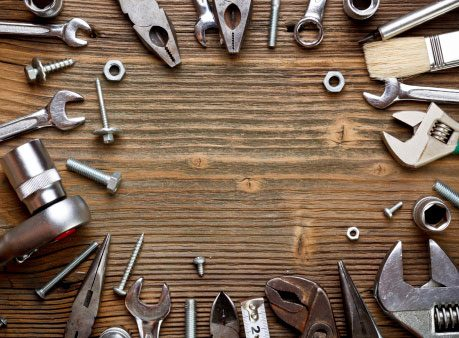 Play the Top 10 Game to Tidy the Toolbox