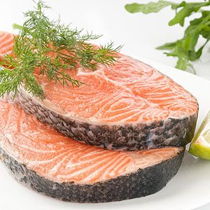 9. Salmon and Other Fish