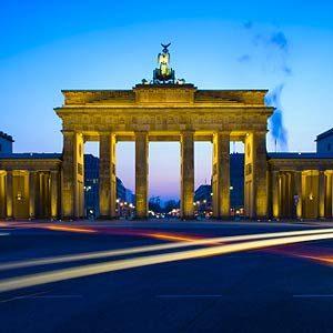 Brandenburg Gate & Pariser Platz