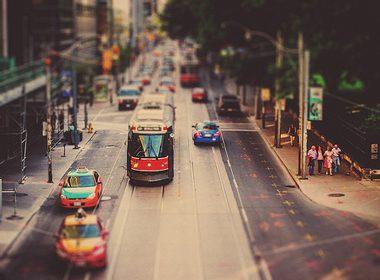 501 Streetcar Tour - Toronto, Ontario
