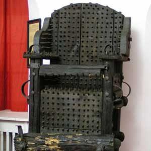 7. Torture Museum, Prague, Czech Republic