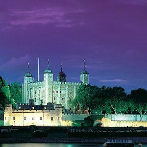 2. Tower of London - London, England
