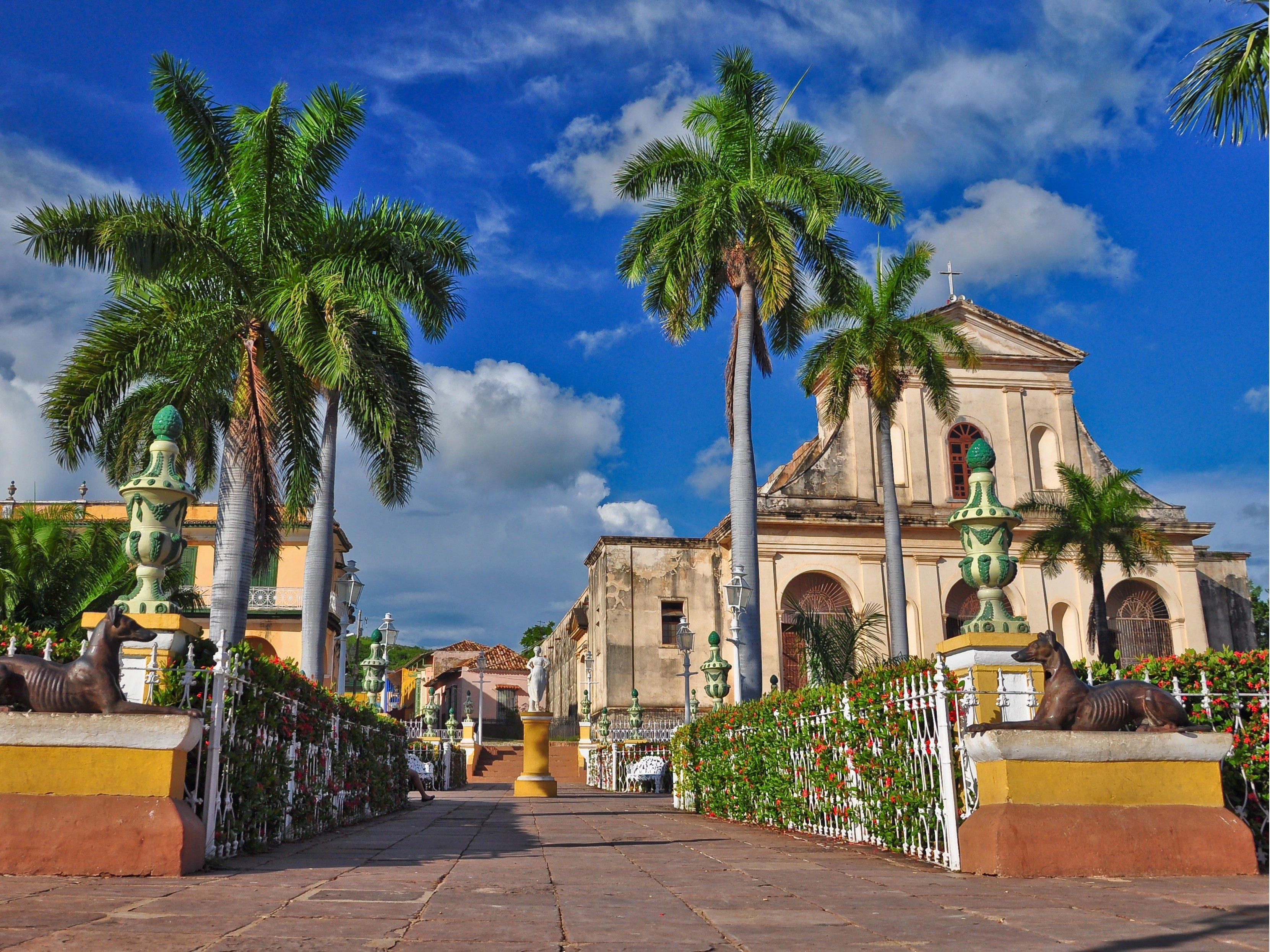 1. Trinidad, Cuba