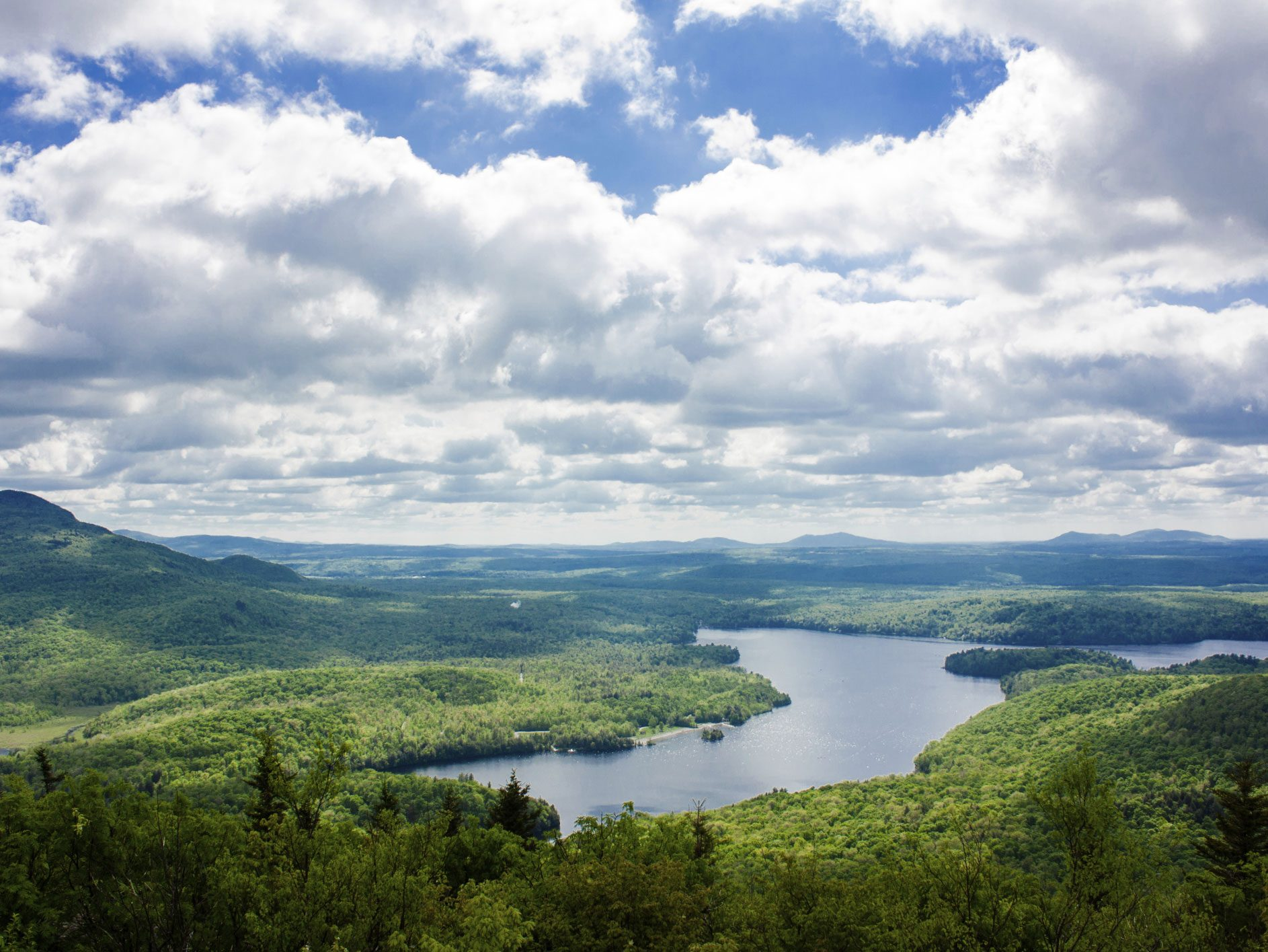 Head West To Quebec
