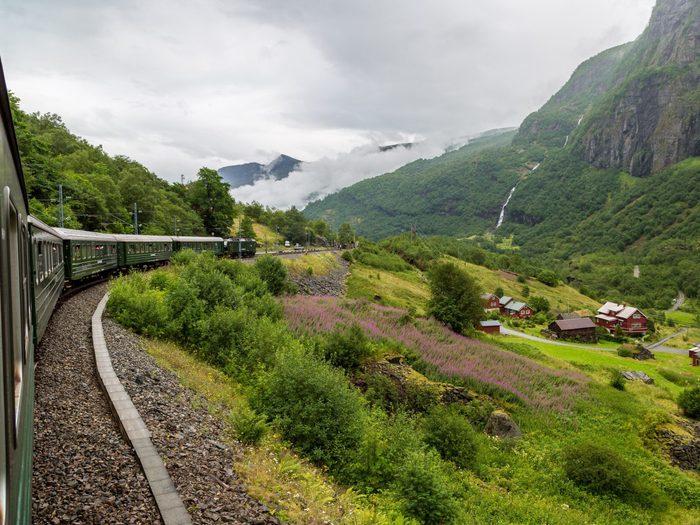 10. The Bergen Railway