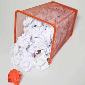 4. Empty the Trash Bins