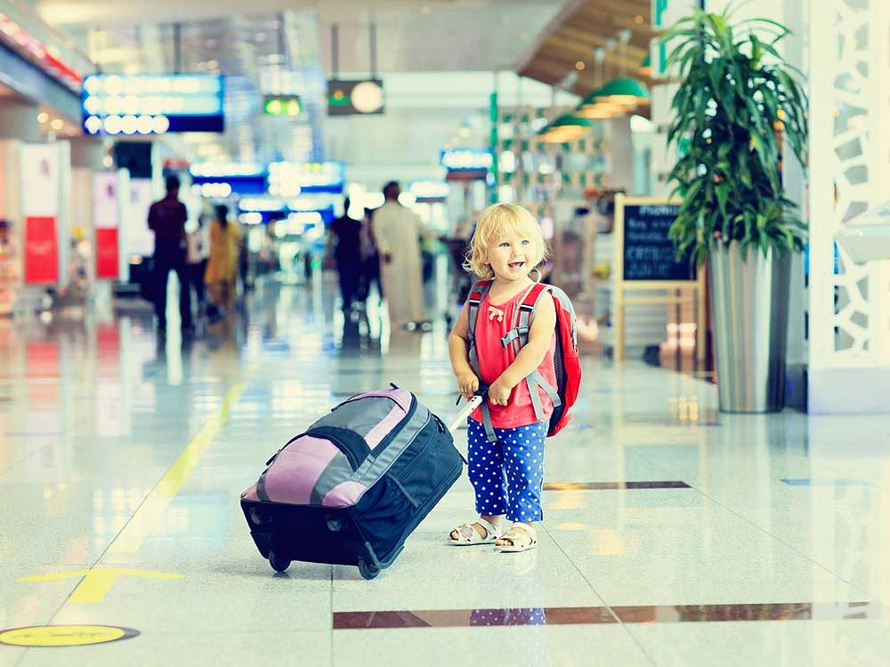 9 Tips for Travelling with Toddlers