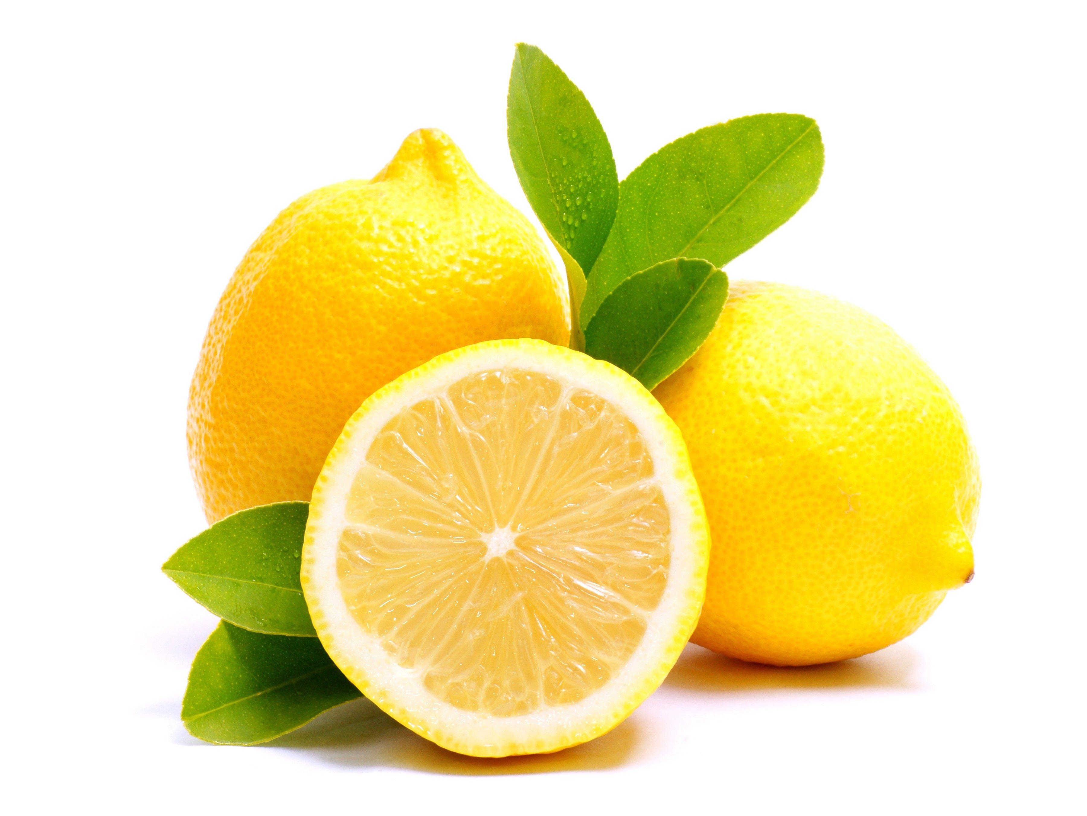 3. Suck on a lemon