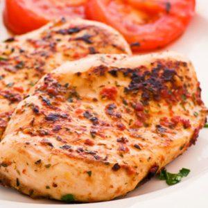 Recipe: Best Barbecue Turkey Fillets