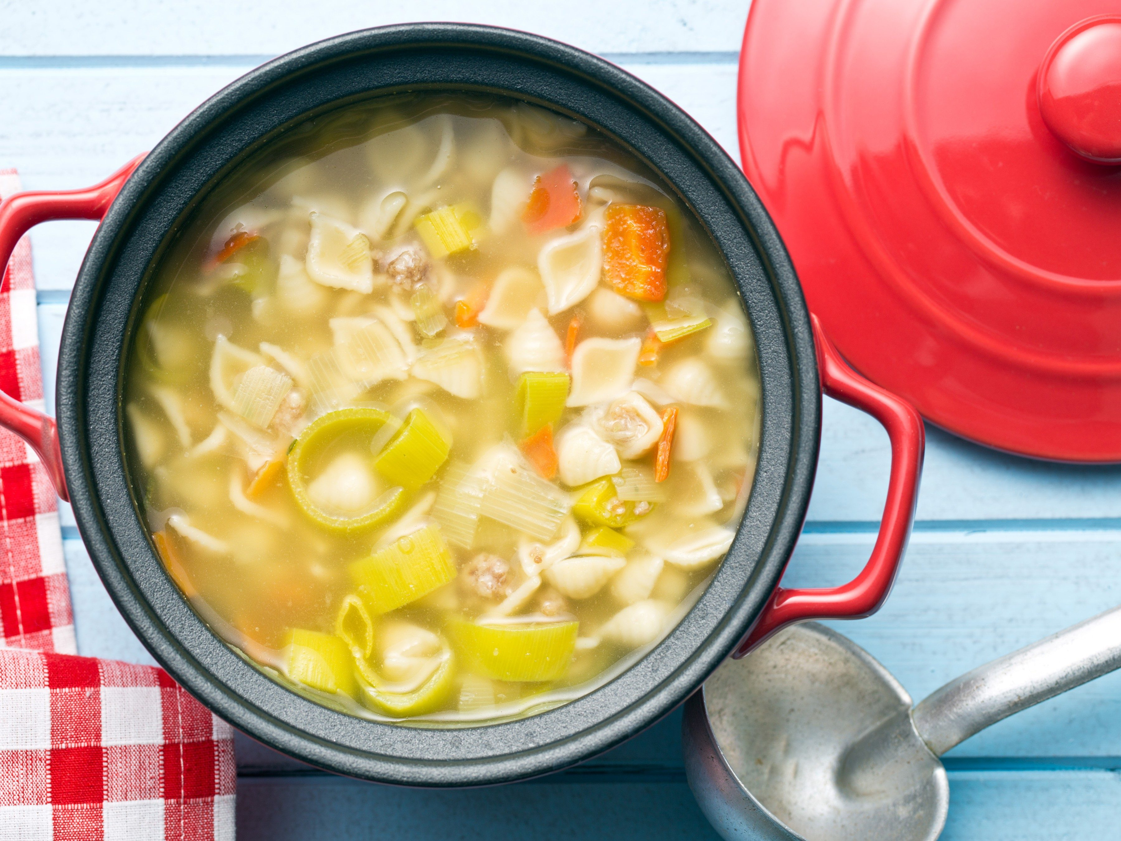 Turn to Soup for Comfort